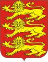 znak Anglie